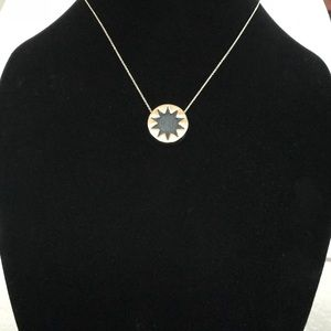 House of Harlow 1960 sunburst pendant and necklace